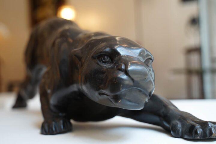 pantera-scultura